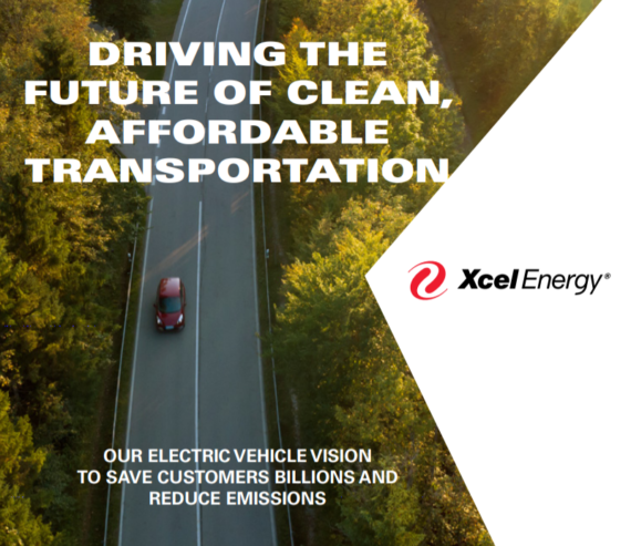 Xcel Energy Has A Bold Plan To Put 1.5 Million Electric Cars On The Road By 2030