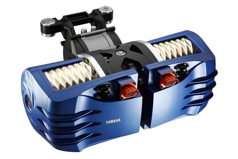 Yamaha electric motor for cars