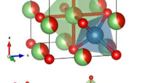 Disordered Rock Salt