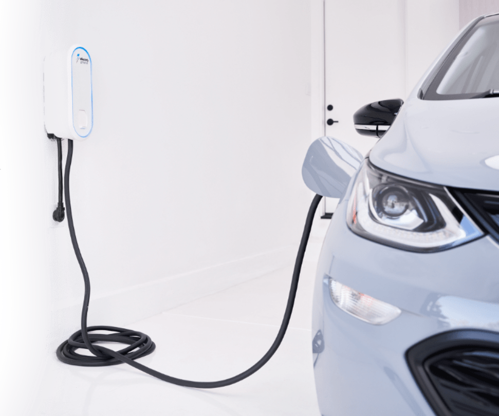 Image of article 'Volkswagen To Slash Shipping Emissions. Electrify America Debuts Home Charging Portal'