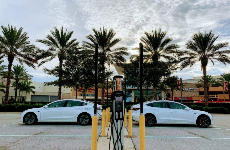 photo of Why There's A Ton Of Free EV Charging In My Region image