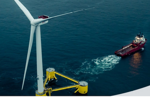 floating offshore wind turbines renewable