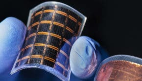 new solar cell USAF