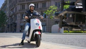Niu Electric Scooter NQi GTS