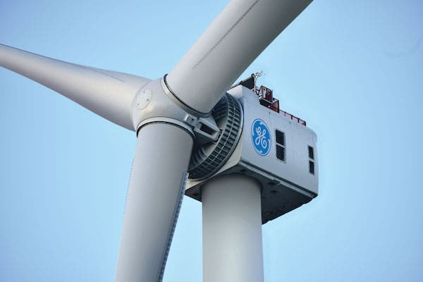 offshore wind turbine GE