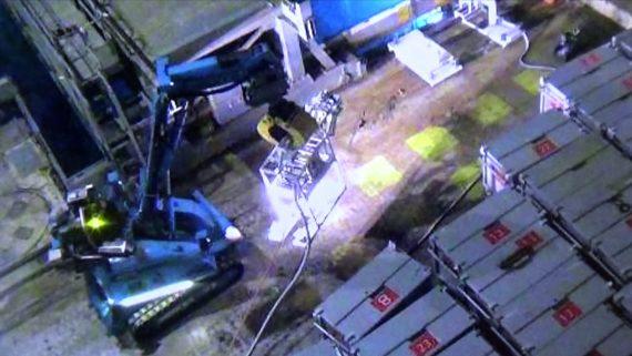 Fukushima rover