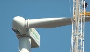 Iberdrola wind turbine