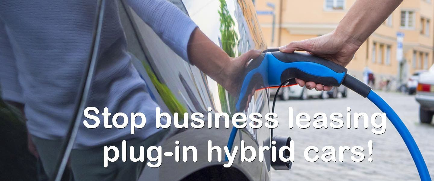 photo of LeasePlan Asks Customers To Please Stop Leasing Plugin Hybrid Company Cars image