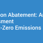 Levelized Cost of Carbon Abatement