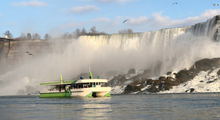 Niagara Falls' Maid of the Mist Goes Pure Electric for 2021