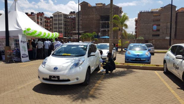 photo of InfraCo Africa & EkoRent Africa Partner To Accelerate Access to Electromobility in Kenya image
