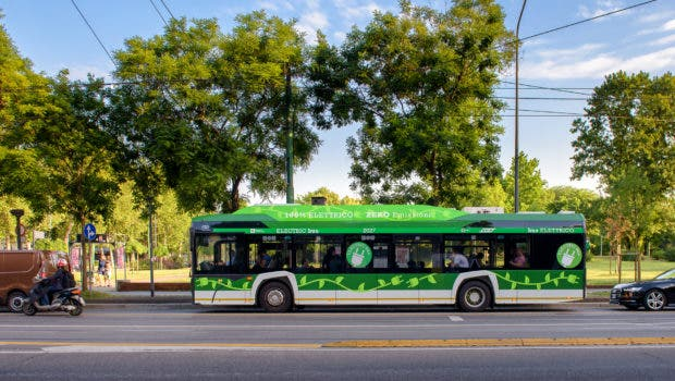 Solaris Delivered 242 Urbino Electric Buses In 2020's First 3 Quarters