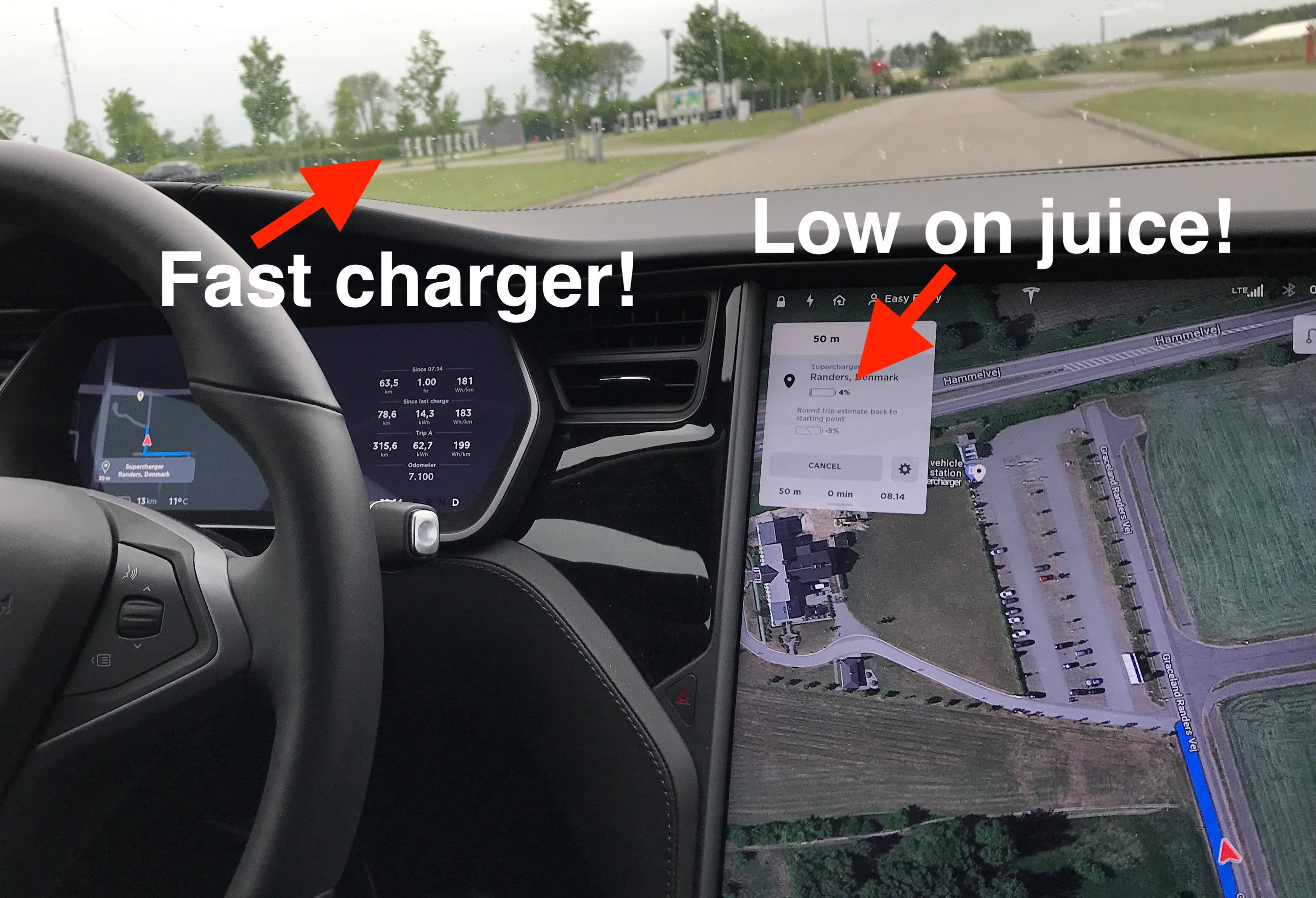 photo of You May Be Surprised: Real-Life EV Range Test Compilation By Danish Motorist Association image