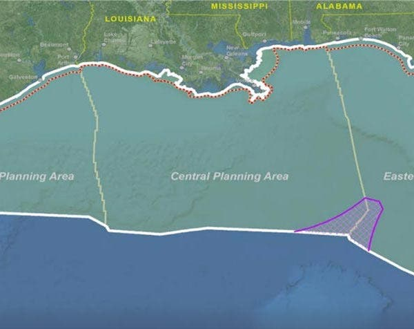 Offshore Wind Renewable Energy Gulf of Mexico