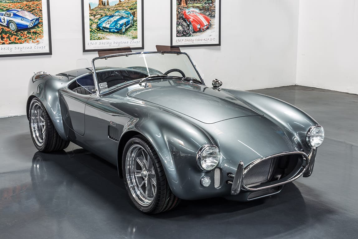 Superformance Is Building An All-Electric Cobra for 2021