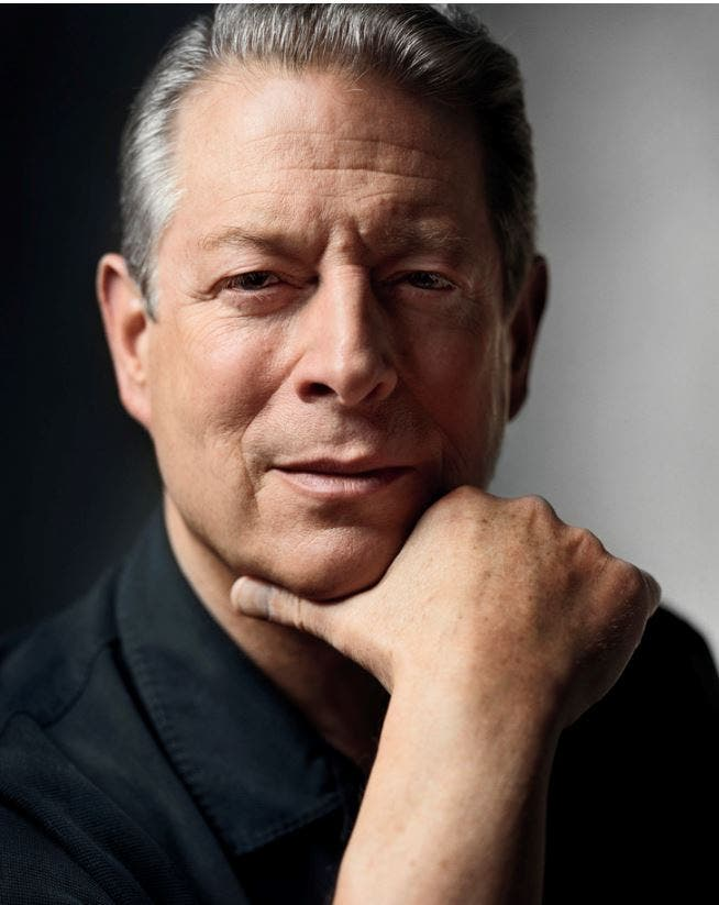 Al Gore Speaks Out About US Climate Challenges & Opportunities