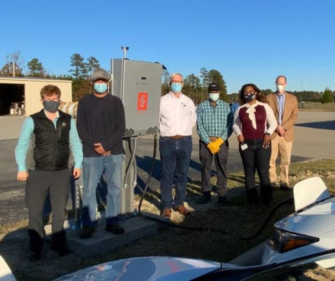 Roanoke Electric Cooperative To Pilot Cutting-Edge Vehicle-To-Grid Technology