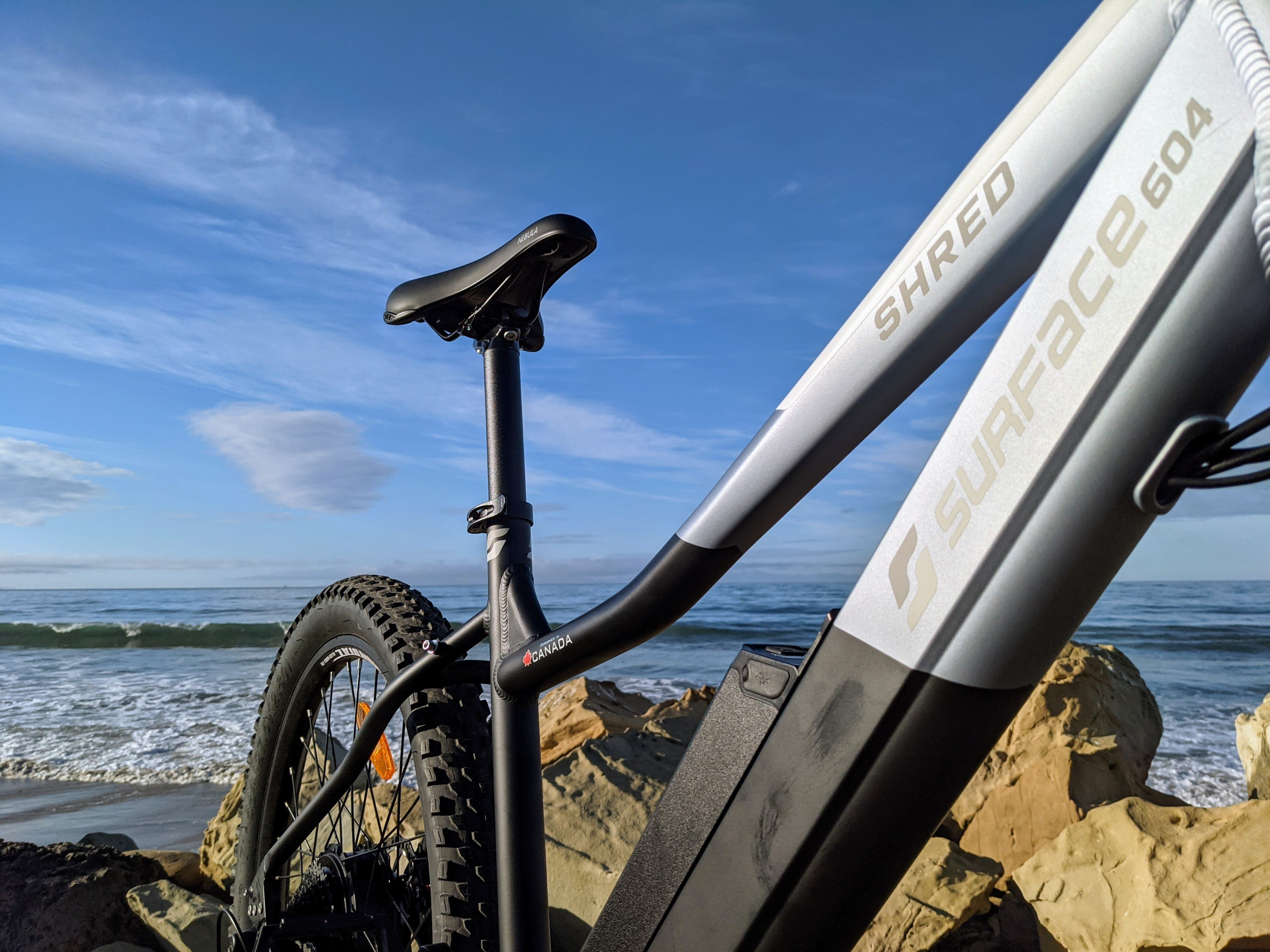 Surface 604 Shred e-bike