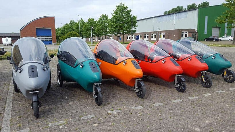 LEF EV Mobility