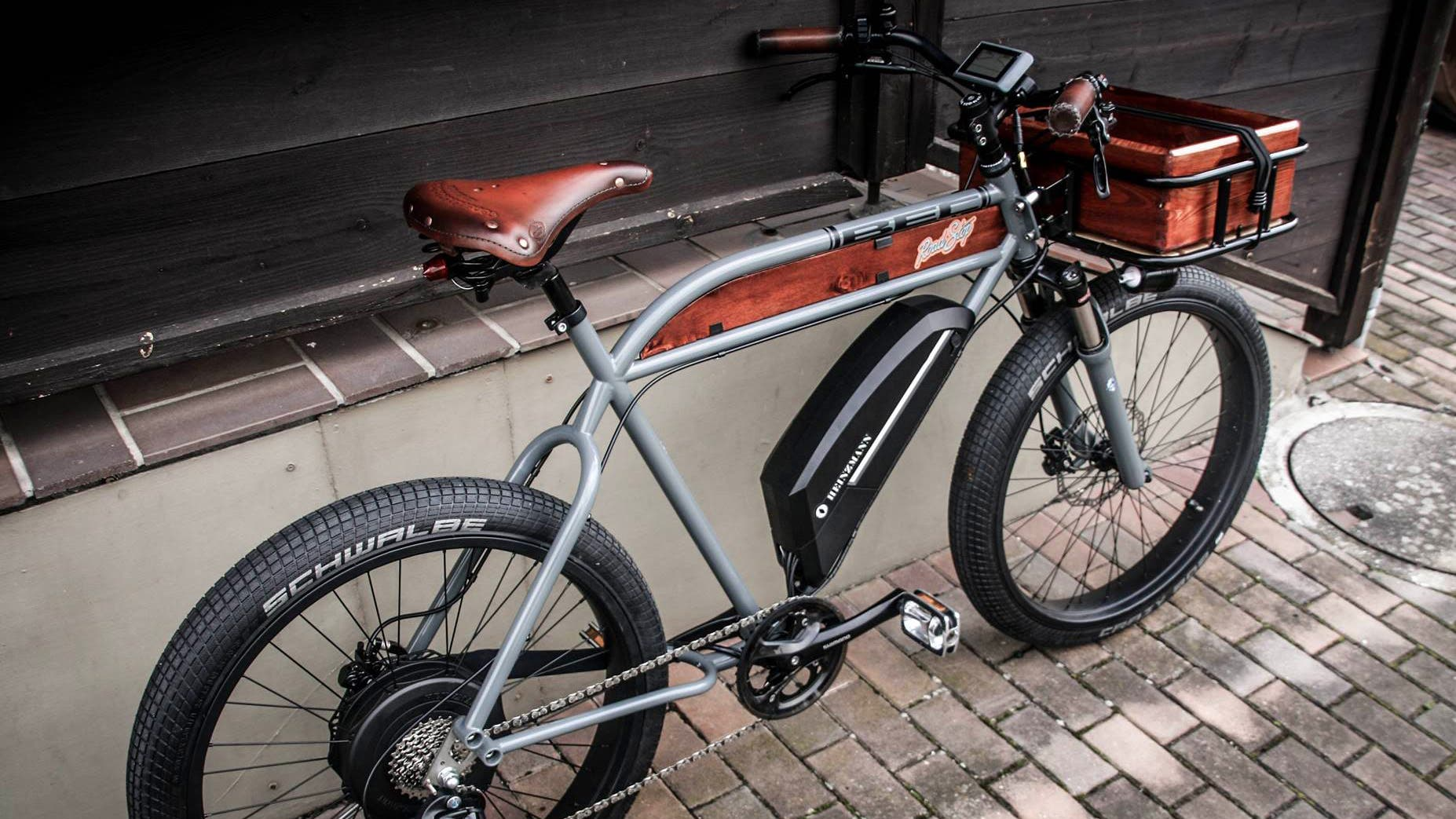 Bavarian Electric Cycles