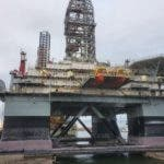 Reader Tip & Pic Of SpaceX Phobos — 2nd SpaceX Oil Rig - CleanTechnica