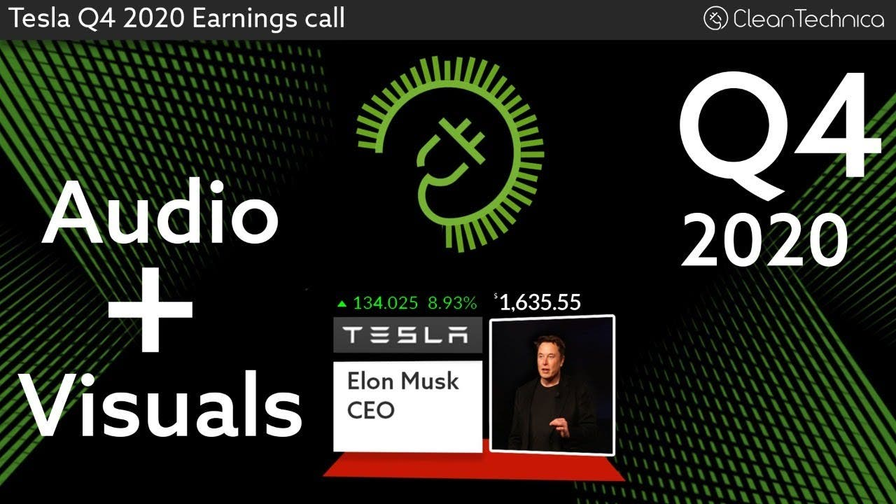 How To Watch & Listen To Tesla Q4 Earnings Call (Livestream)