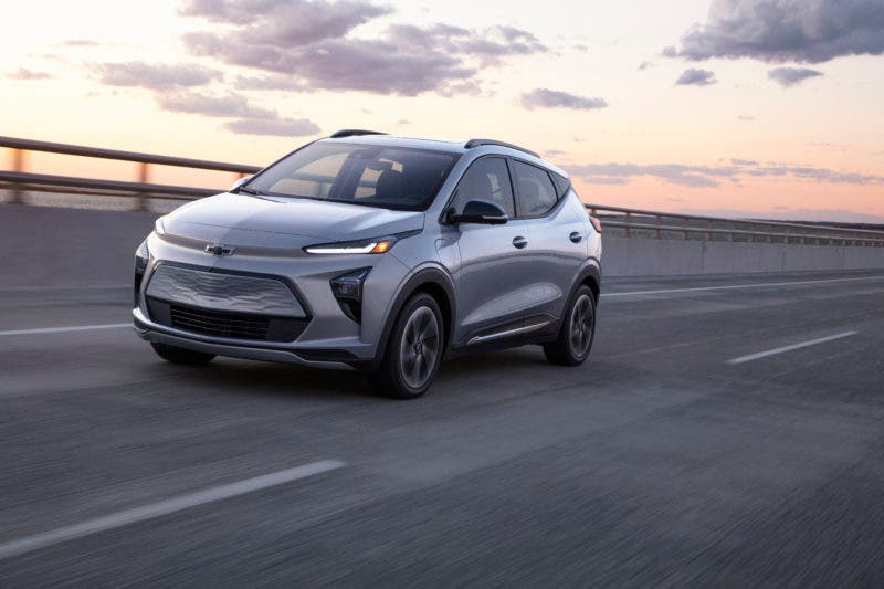 photo of Chevy Bolt Battery Fix Announced image