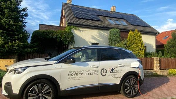 France top selling plugin vehicle the Peugeot 3008 PHEV