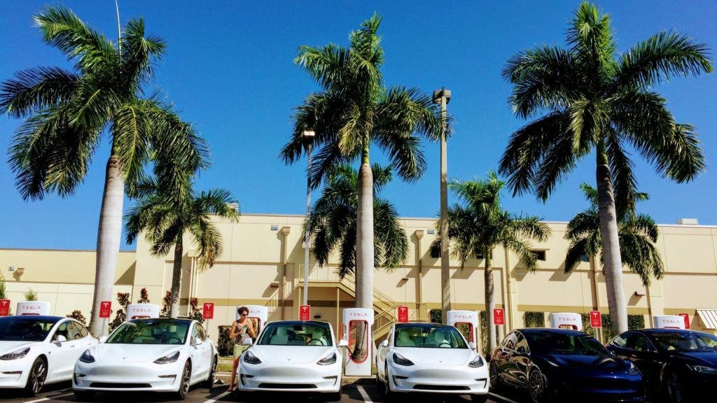 Unlike Most Auto Purchases, Teslas Hold their Value