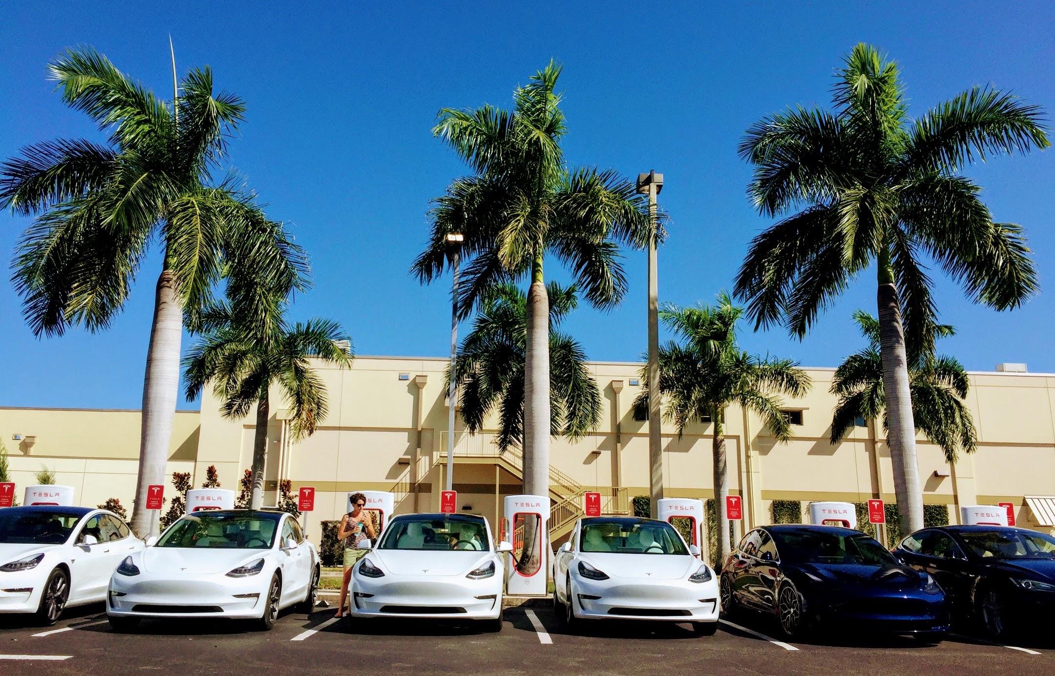 Tesla Model 3 resale value high