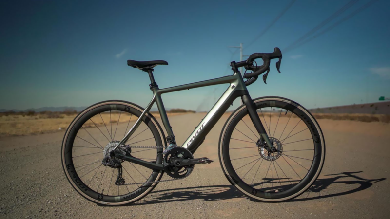 photo of Country Roads, Take Me Home: Pivot Launches $9990 E-Vault Gravel Electric Bike image