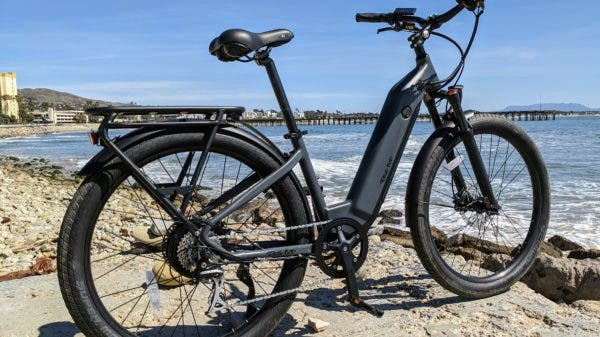 Ride1Up 700 Series Step-Through e-bike