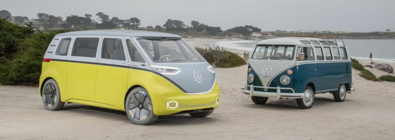 Volkswagen ID. Buzz, Trinity, SEAT — A Trifecta Of Volkswagen News - CleanTechnica