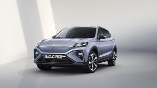 MG Marvel R Electric SUV