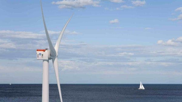 GE offshore wind turbines New Jersey