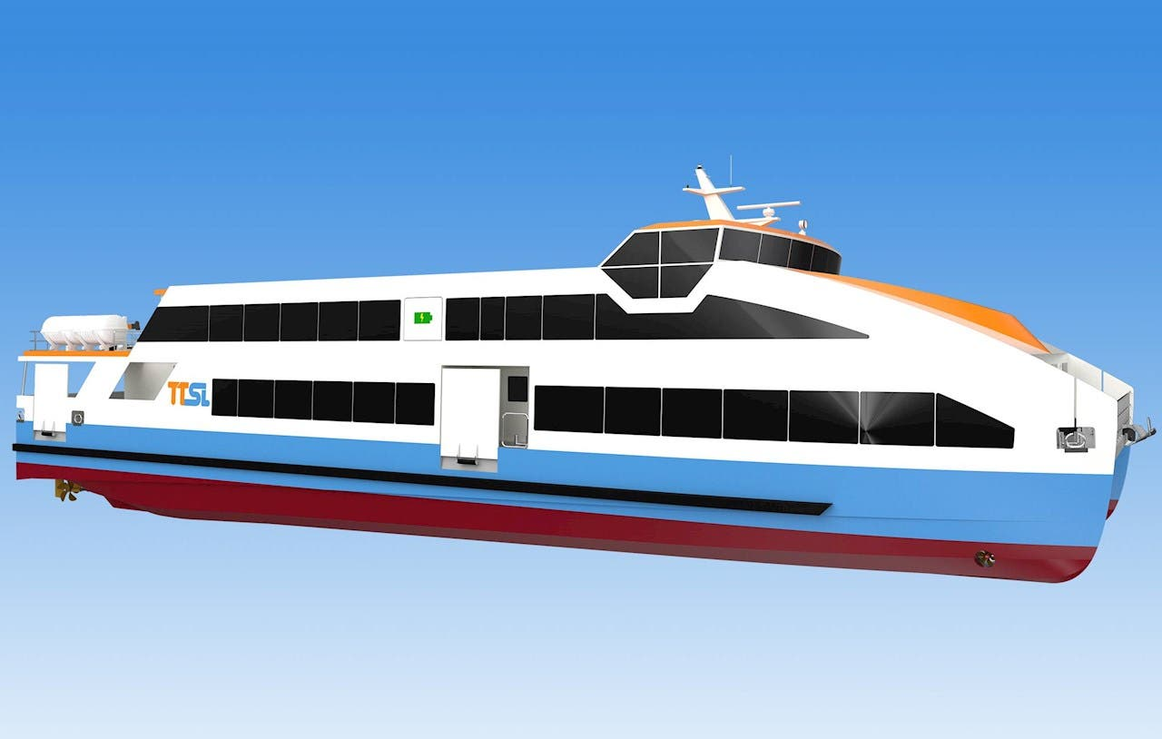 Lisbon Orders 10 Electric Ferries