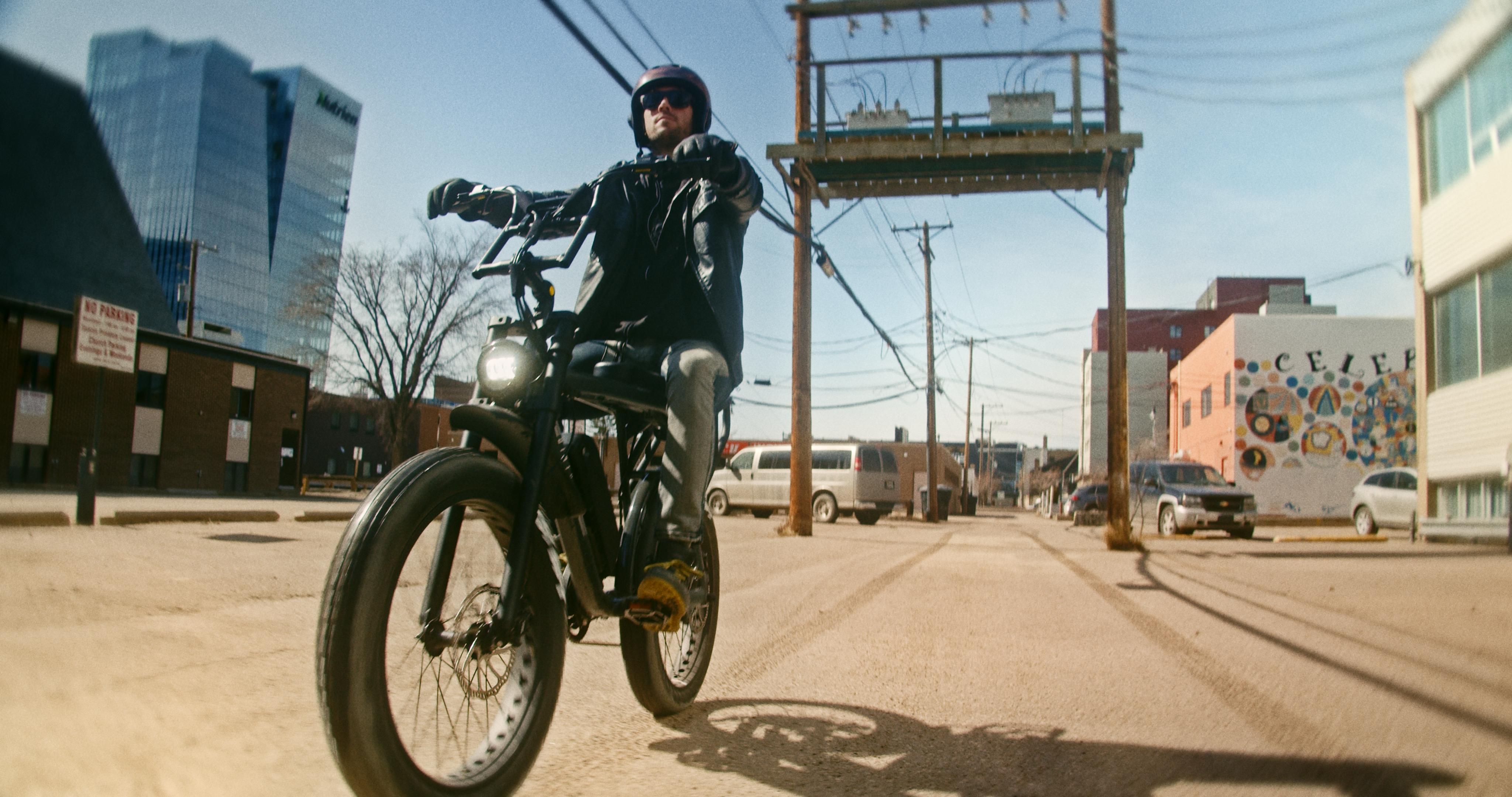 Biktrix Moto e-bike