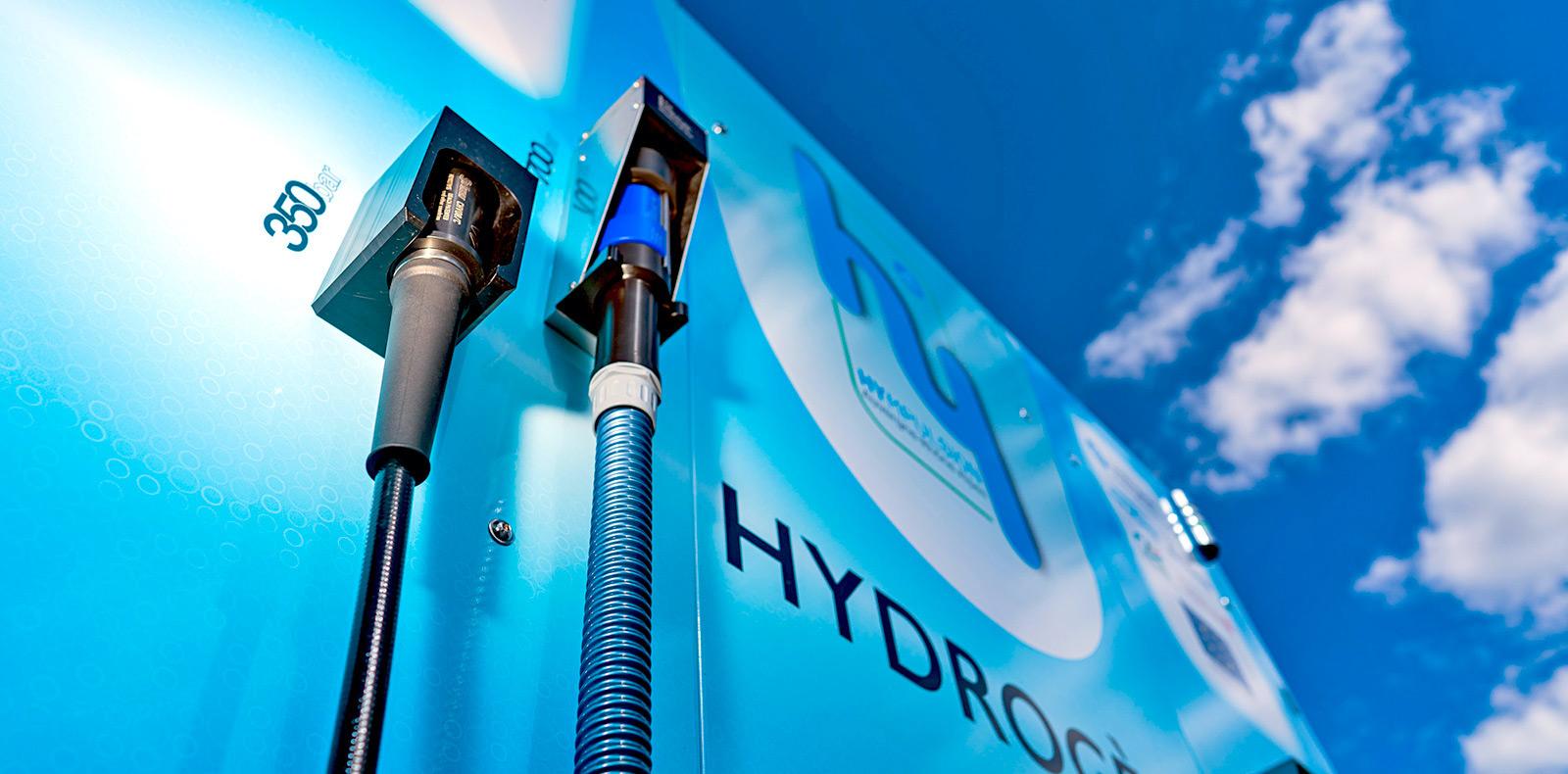 green hydrogen fuel cells Michelin France