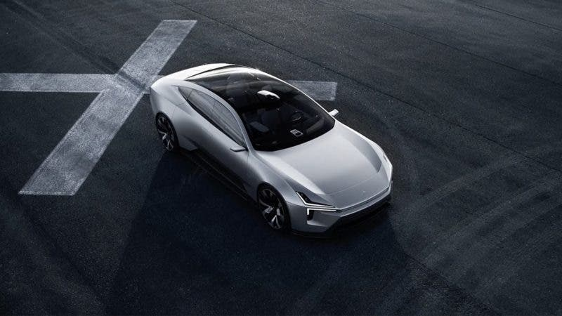 photo of Polestar 0: A Truly Carbon-Neutral Car By 2030 image