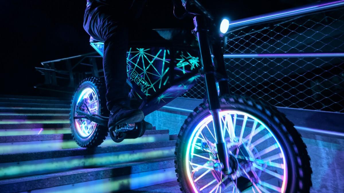 Xion CyberX e-bike
