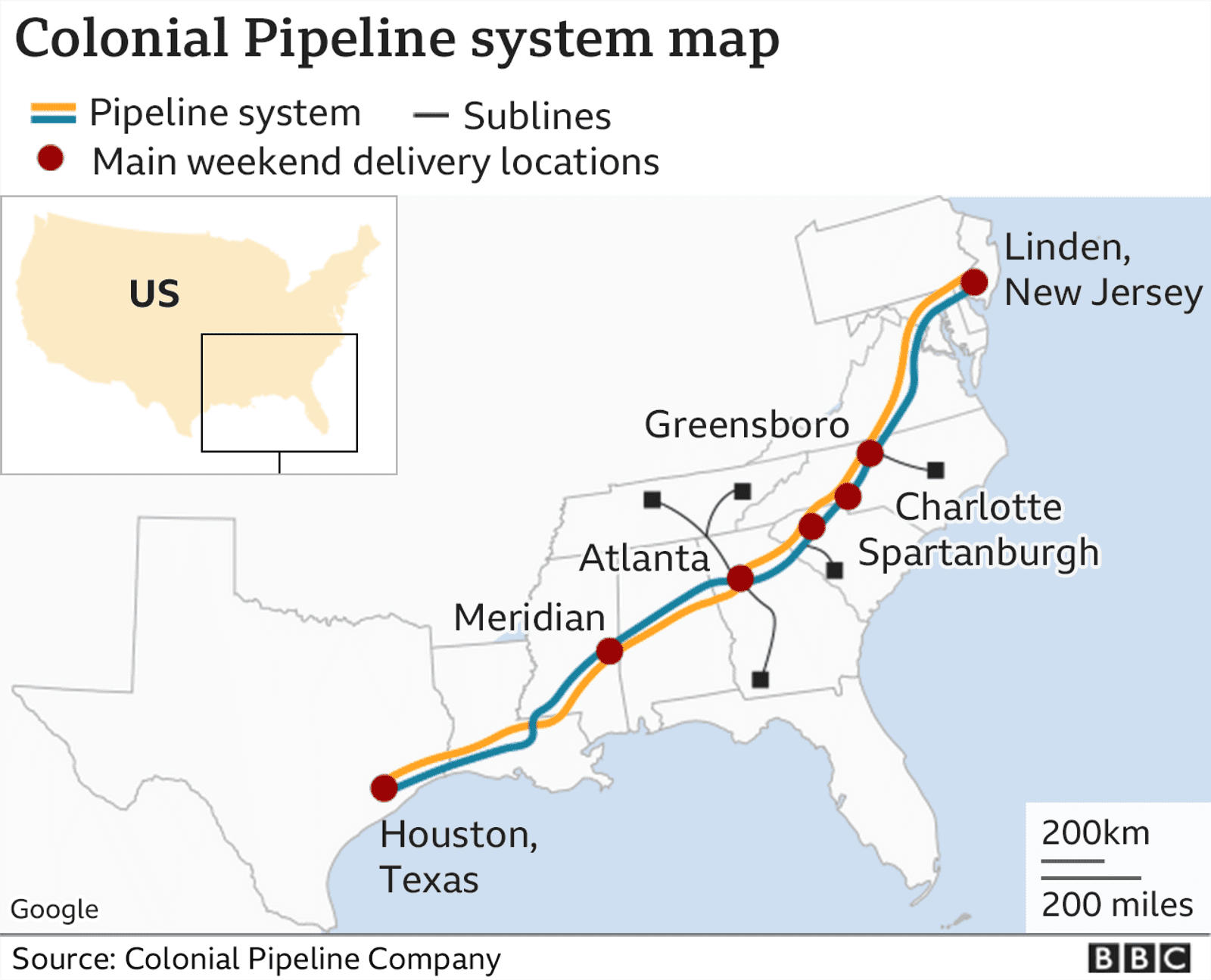 """""""An 8th-Grader Could Have Hacked"""" The Koch-Owned Colonial Pipeline"""