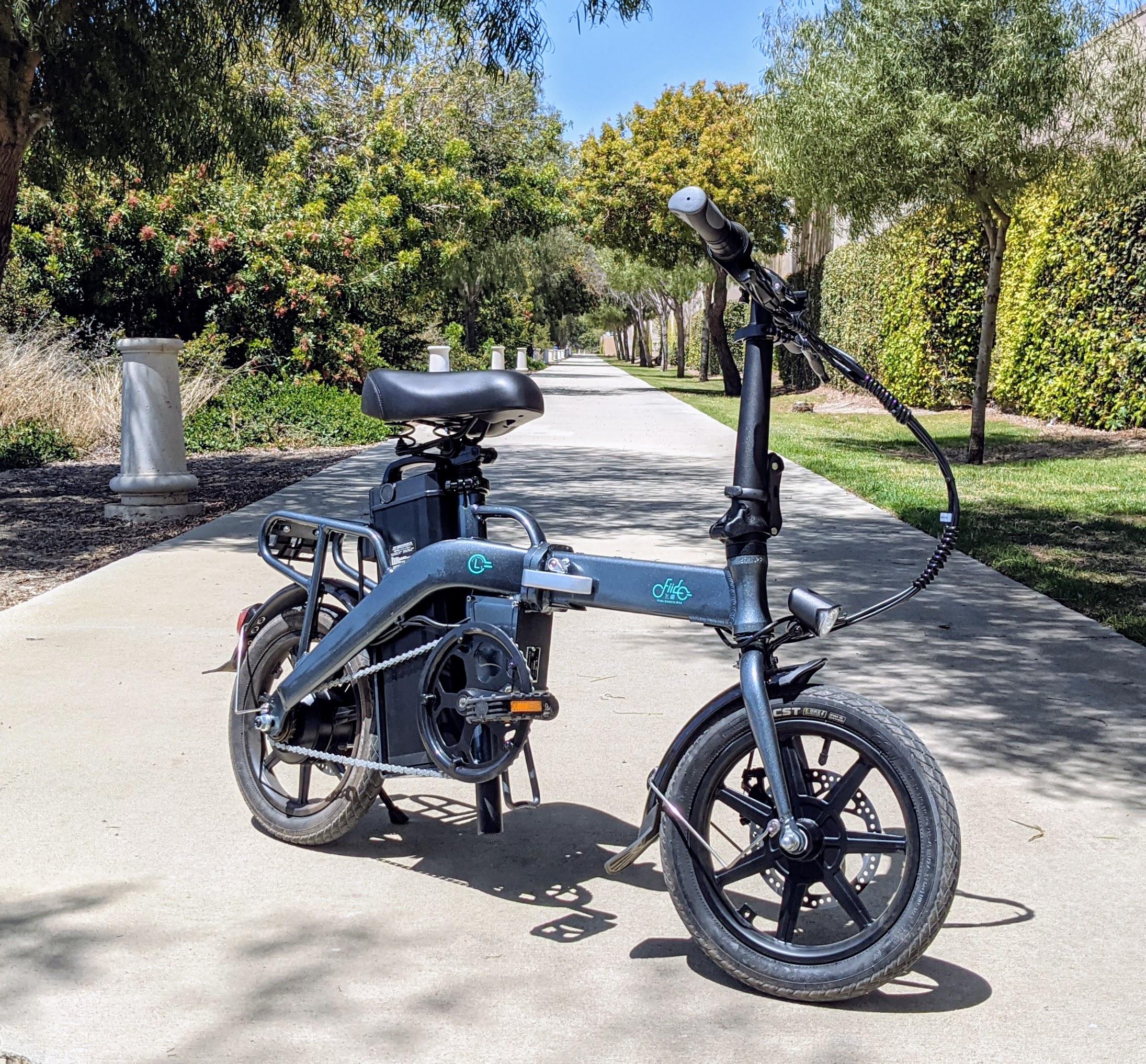 Fiido L3 Folding Electric Bike