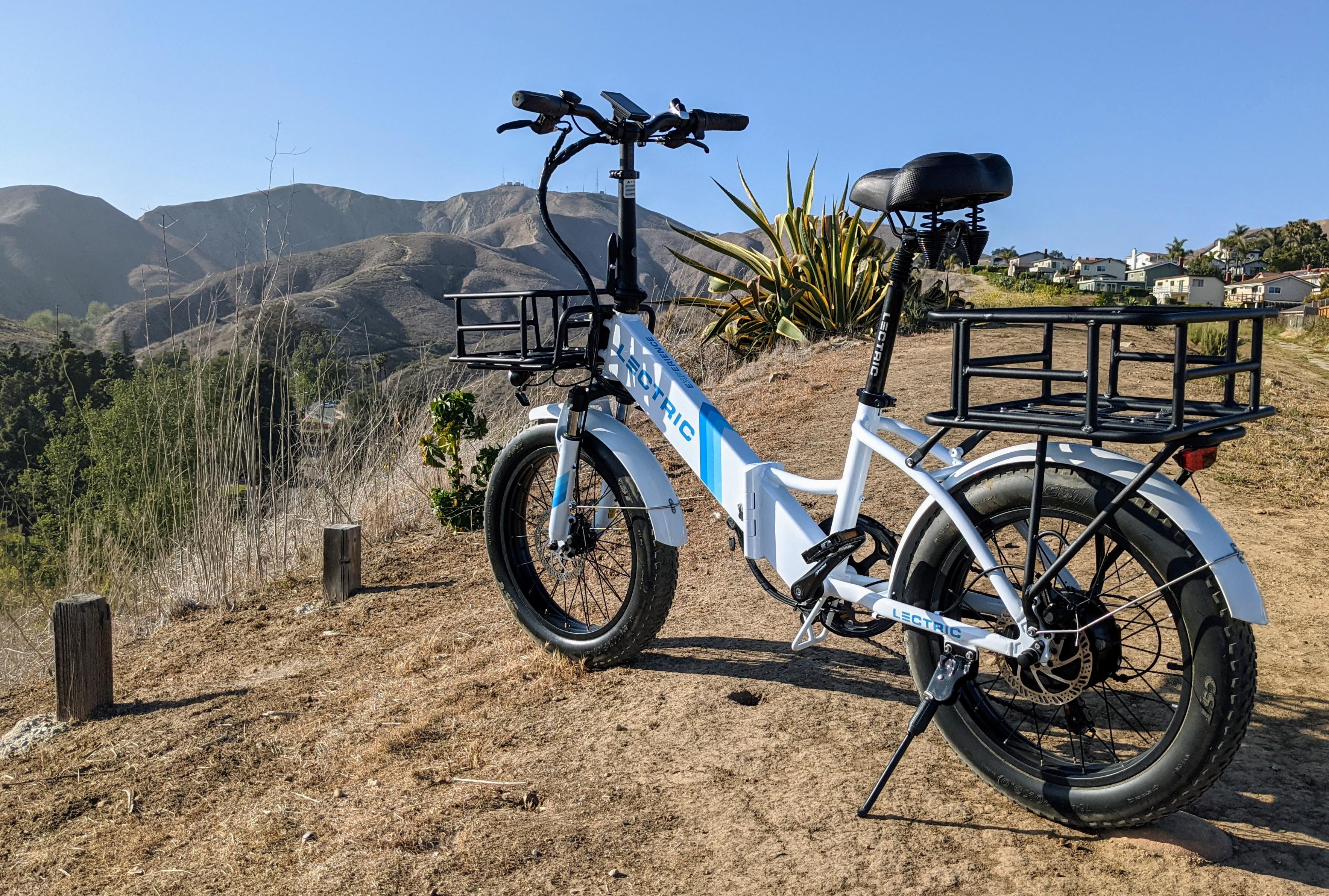 Lectric Step-Thru 2.0 E-Bike