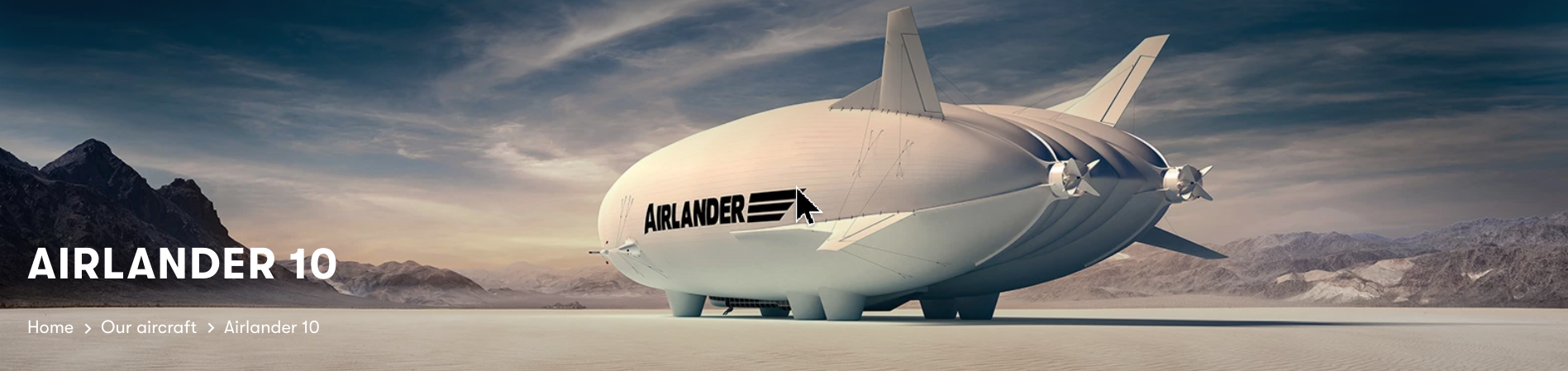Blimps May Be The Key To Low-Carbon Short-Range Air Travel