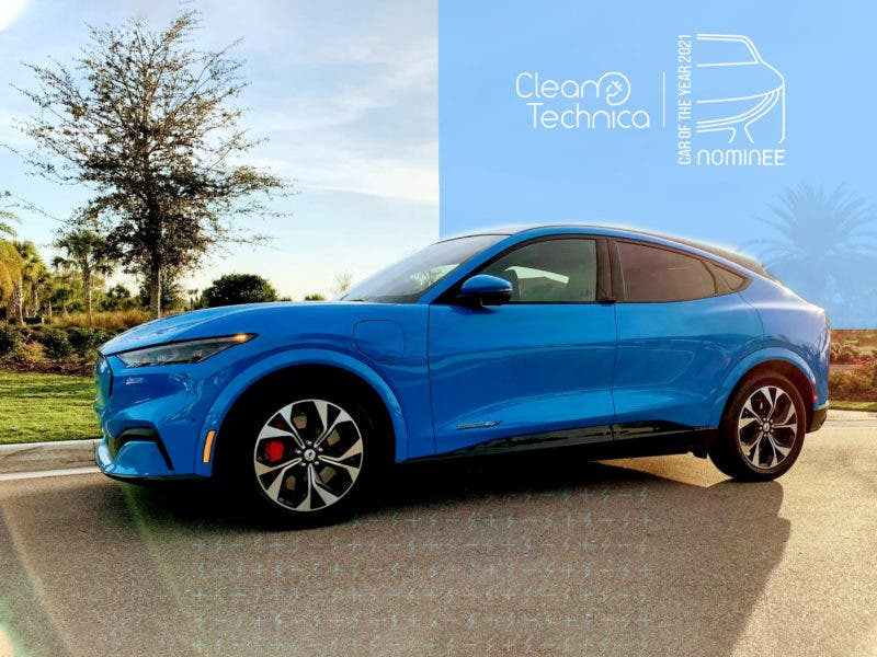 photo of You Vote! 2021 CleanTechnica Car of the Year Competition image
