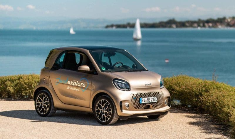 photo of German April Plugin Electric Vehicles At 22.1% Share With BEVs Near Record High image