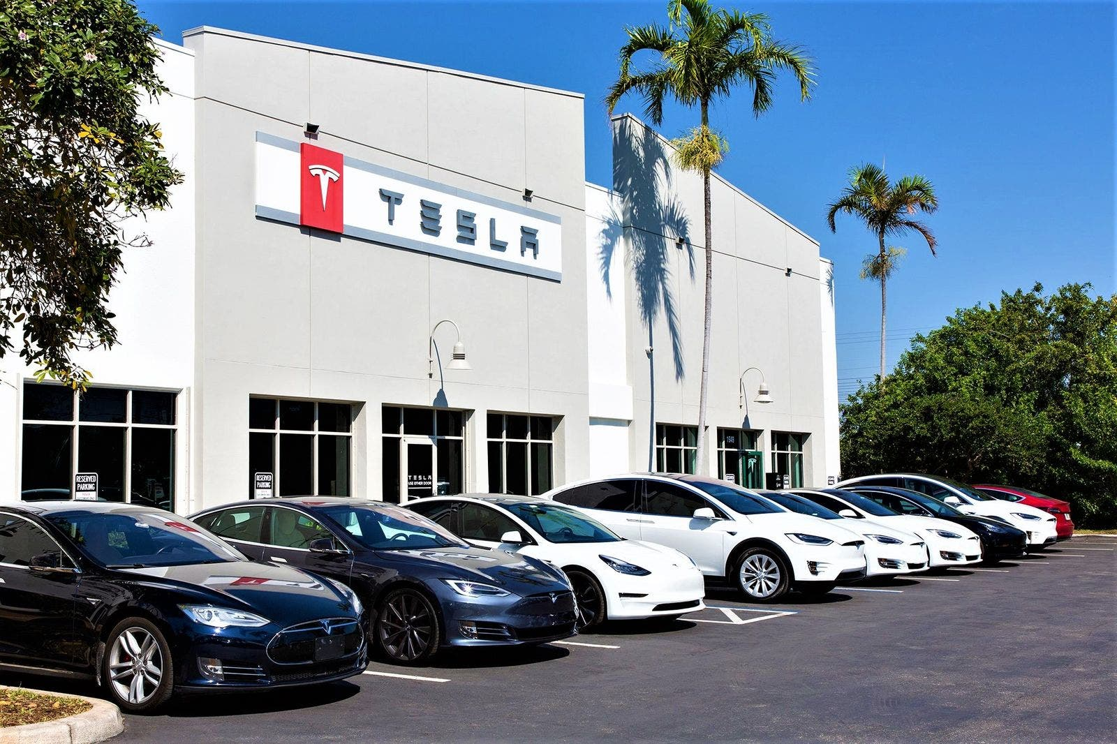 As Electric Vehicle Sales Skyrocket, Tesla Continues to Dominate