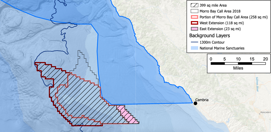 floating offshore wind USA Pacific