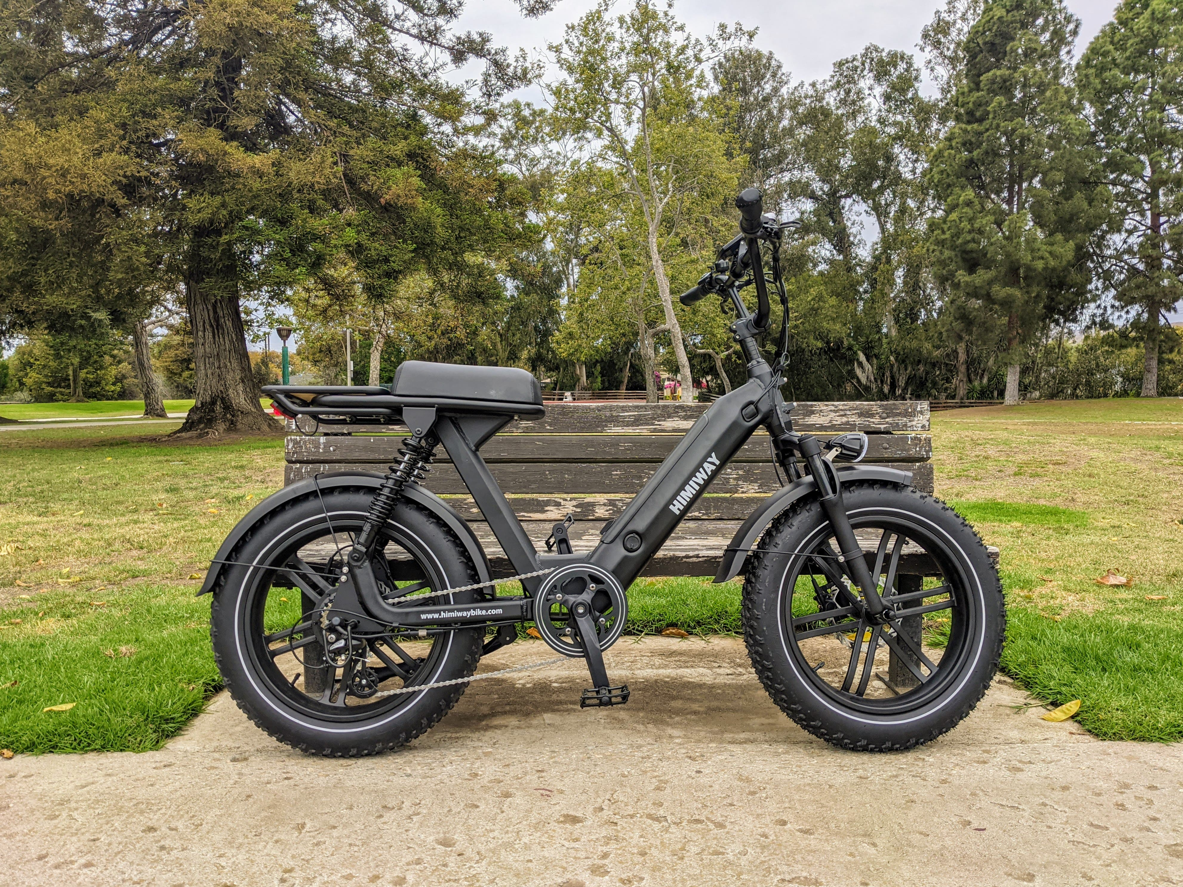 The Himiway Escape Electric Bike -- CleanTechnica Review