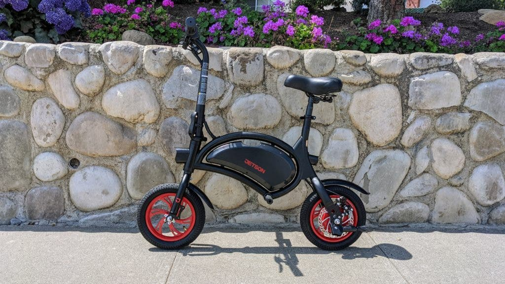 Jetson Bolt Rideable Electric